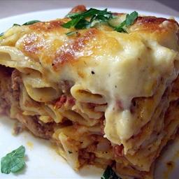 Pastitsio - Greek Lasagna