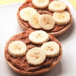 PB, Banana Bagel