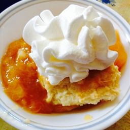 Peach Cobbler (Grams)