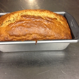 Peanut Butter and Banana Bread