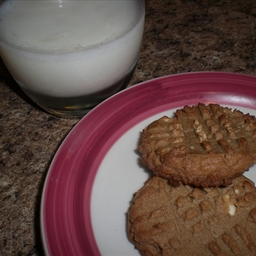 Peanut Butter Chai Cookies