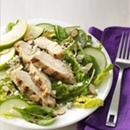 Pear and Chicken Salad with Gorgonzola
