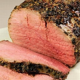 Pepper Roast Beef