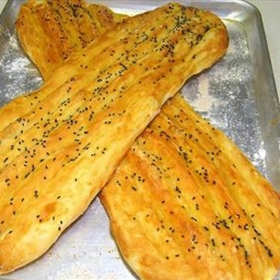 Persian Flatbread - Barbari
