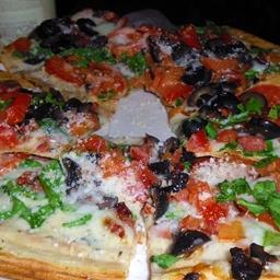 Pesto White Pizza