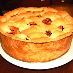 Petra's Dutch Apple Pie