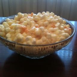 Pineapple Cheese Salad
