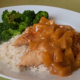 Recipes Course Main Dish Pineapple Chicken Crockpot