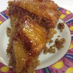 Pineapple Upside-down Ramon Cake