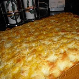 Pizza Dough - Roman Focaccia