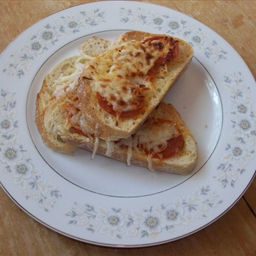 Pizza Toasties