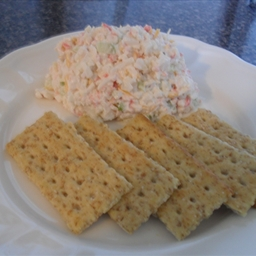 Poor Man's Crab Dip