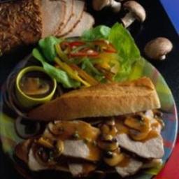 Pork Au Jus Sandwiches