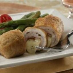 Pork Cordon Bleu
