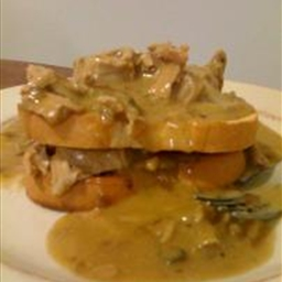 Pork Tenderloin and Gravy