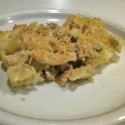 Portabella Pasta Casserole