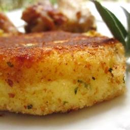 Potato Croquettes With Parmesan