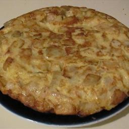 Potato Omelette (Tortilla de Patatas)