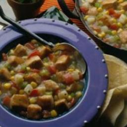 Pueblo Green Chile Stew