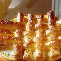 Puff Pastry Chicken Pot Pie