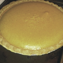 Pumpkin Cheesecake Pie