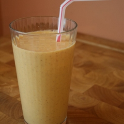 Pumpkin Pecan Smoothie