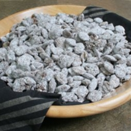 Puppy Chow (Humorous Treat for Kids at Halloween)