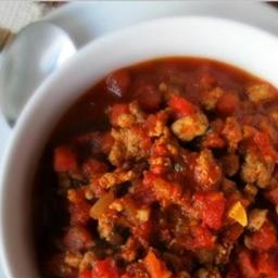 Pure Proactive Organic Beef Chili
