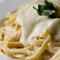 Quick and easy Alfredo