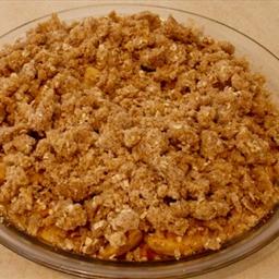 Quick & Easy Apple Crisp Pie