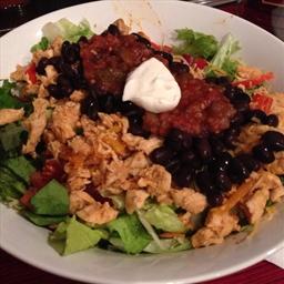 Medifast - Quick & Easy Chicken Taco Salad Recipe