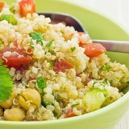 Quinoa, Beet & Feta Salad