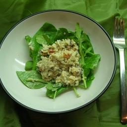 Quinoa Roquefort Salad