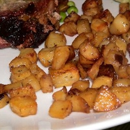 Oven Roasted Ranch Potatoes Recipes — Dishmaps