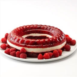 Raspberry Ring Salad