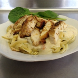 RBC Chicken Fettuccine