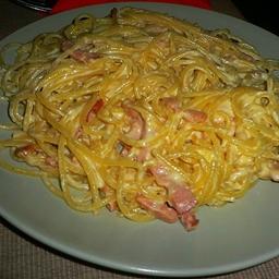 Real Pasta Carbonara