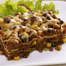 Recipe Inspirations Quesadilla Casserole