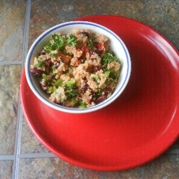 Red Beans And Couscous