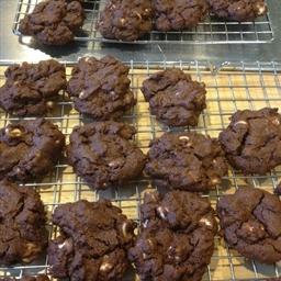 Reverse Chocolate Chip Cookies