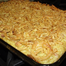 Rice-A-Roni Chicken Casserole
