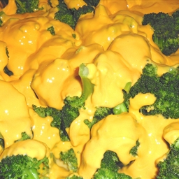 RICE-BROCCOLI-CHEESE CASSEROLE