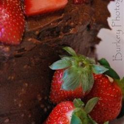 Rich Chocolate Torte Cake