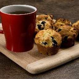 Ricotta Berry Muffins