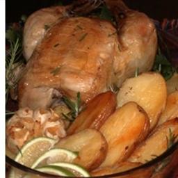 Roast Lemon Chicken