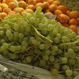 Rustic Grape Tart