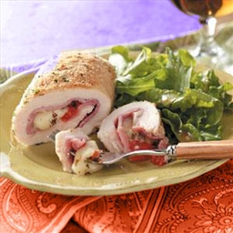 Sage Chicken Cordon Bleu