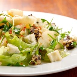 Salad: Arugula with Pear