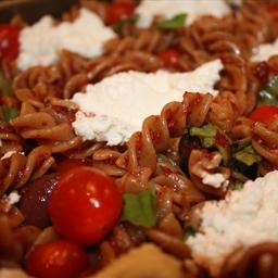 Salad: Italian Gemelli Pasta
