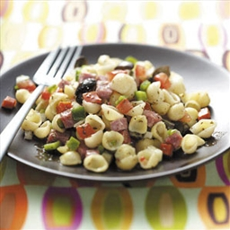 Salami Pasta Salad Recipe
